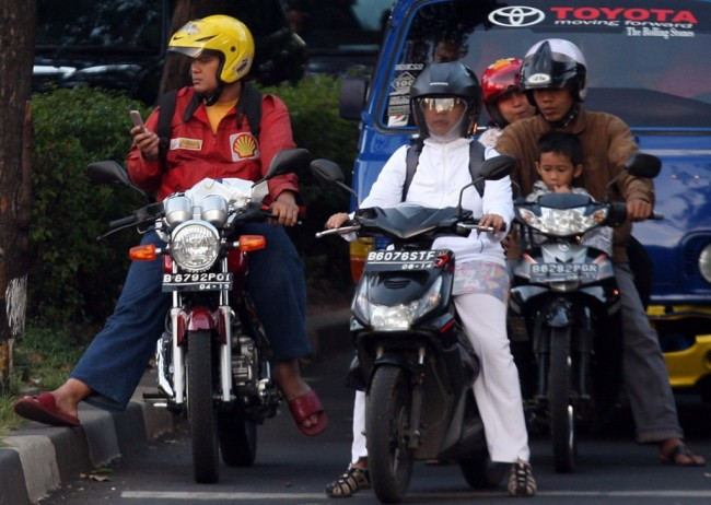 Polri Tegaskan Tak Larang Penggunaan GPS di Kendaraan