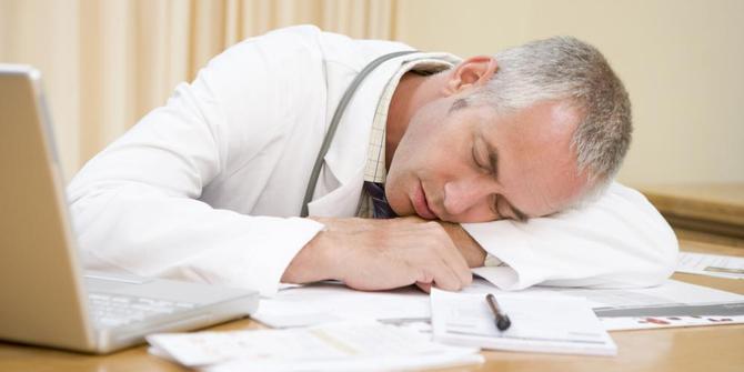 LAMPUNG POST | Belajar Sambil Tidur