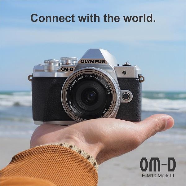 Olympus OMD E-M10 Mark III Resmi Masuk Pasar Indonesia