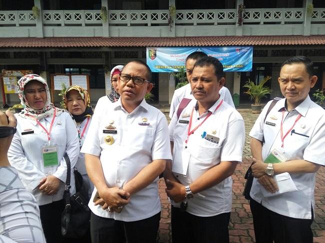 691 Siswa SMA Ikut OSN Bandar Lampung