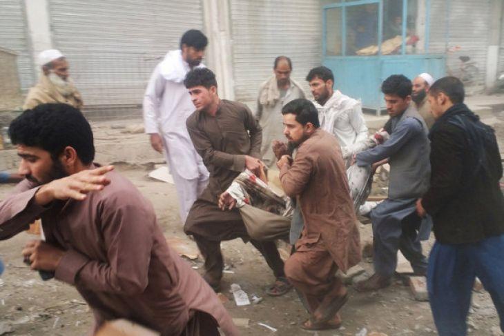 LAMPUNG POST | Taliban Serang Pos Tentara Afghanistan, 15 Tewas