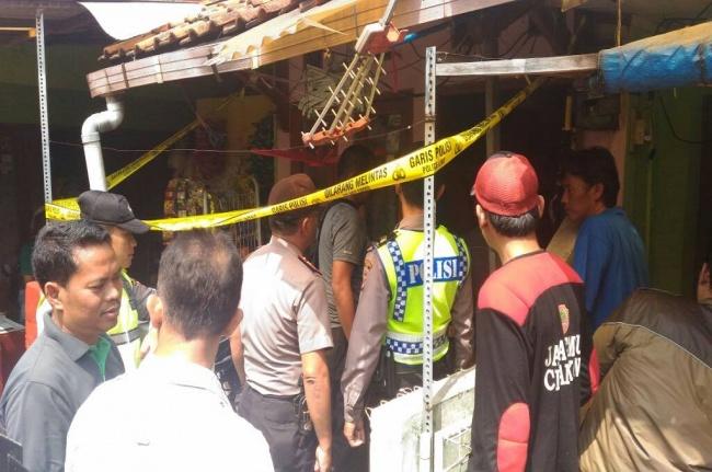 LAMPUNG POST | INS Diduga Kenal dengan Pelaku Peledakan Bom Panci Cicendo