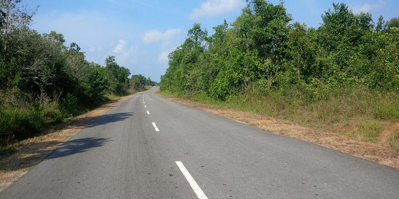 Pemprov Bangun Jalan Provinsi Baru