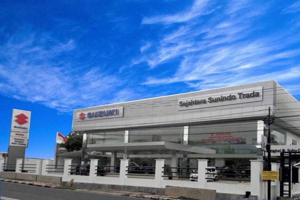 LAMPUNG POST | Suzuki Resmikan Diler Baru di Salatiga