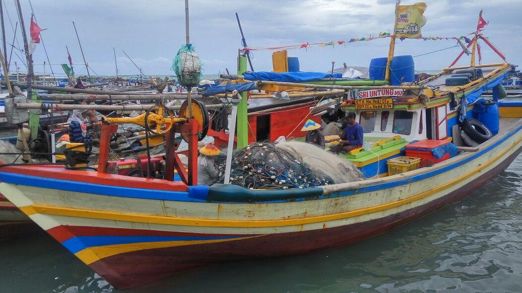 Cuaca Buruk, Nelayan di Lamsel Enggan Melaut
