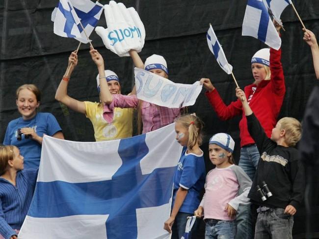 LAMPUNG POST | Nah, Finlandia Negara Paling Bahagia di Dunia Tahun Ini