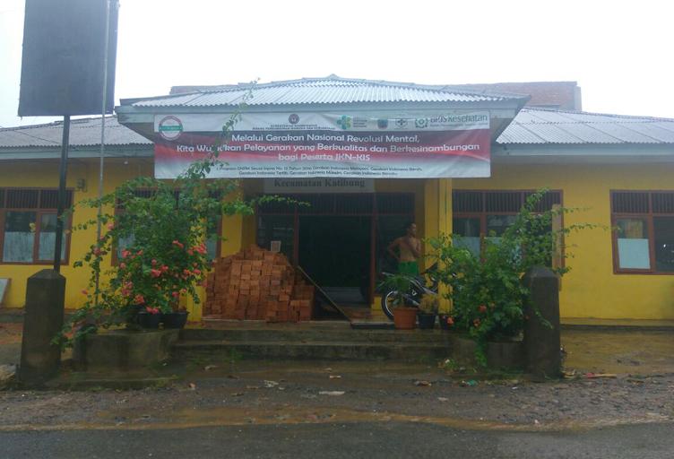 Puskesmas Tanjung AgungBantah Potong Dana BOK dan JKN