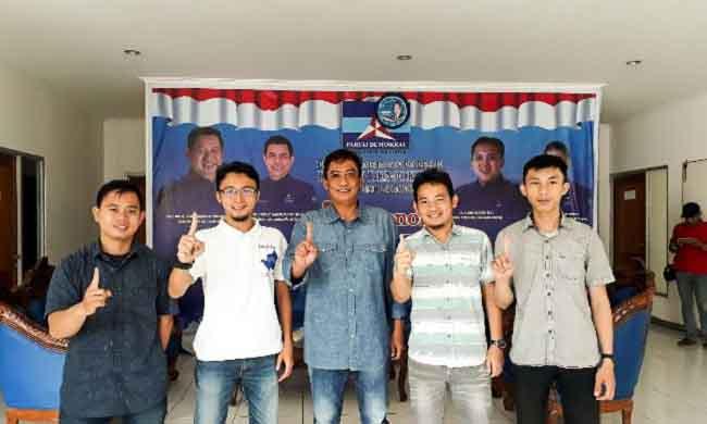 LAMPUNG POST | PBB Bentuk Satgas Pemenangan Ridho-Bachtiar