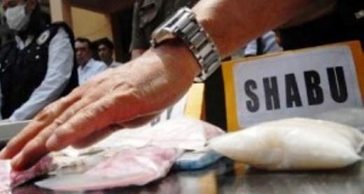 LAMPUNG POST | Dua Pemakai Sabu di Pekon Kemuning Tertangkap Tangan