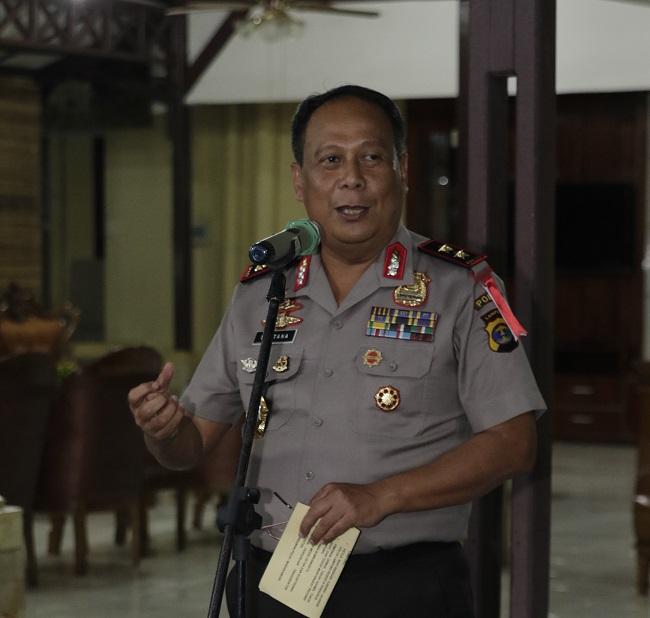 Kapolda Lampung Ajak Masyarakat Jaga Kondusifitas Terkait Isu OTT KPK