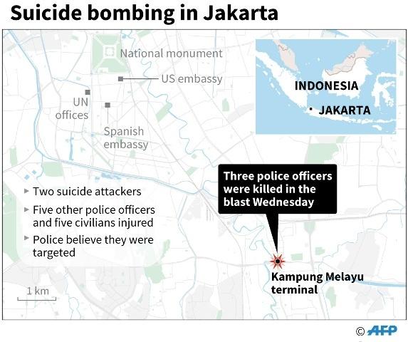 LAMPUNG POST   Bom Kampung Melayu Disebut Satu Rangkaian dengan Ledakan di Manchester
