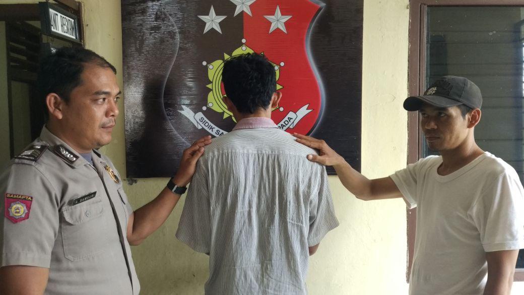 LAMPUNG POST | Gunakan Narkoba, Warga Wonosobo Dibekuk Polisi