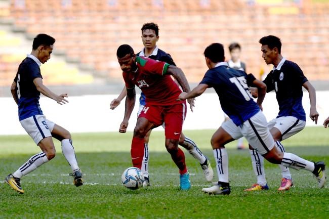 Jadwal Siaran Langsung Laga Timnas Indonesia vs Kamboja
