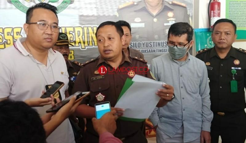 7 Tahun Buron, DPO Korupsi Ditangkap di Kedamaian