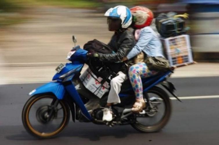 70 Persen Kecelakaan Akibat Pemudik Motor