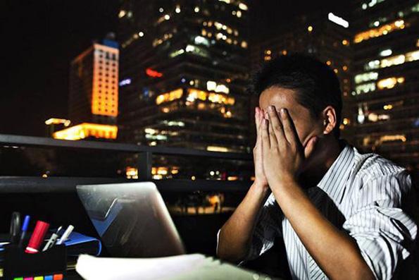 LAMPUNG POST | Risiko Kanker Intai Pekerja Malam
