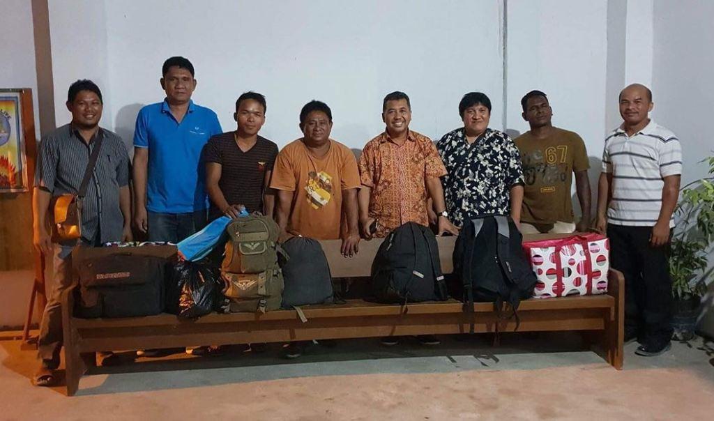 LAMPUNG POST | Hanyut ke Filipina, Tiga Nelayan RI Berhasil Diselamatkan