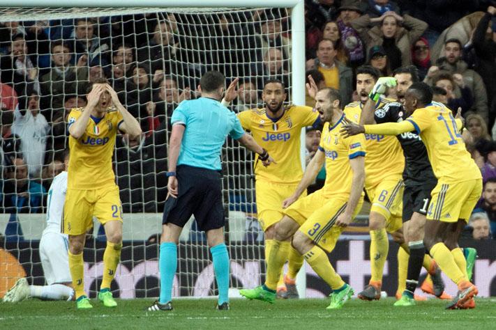 Madrid Lolos ke Semifinal Secara Dramatis