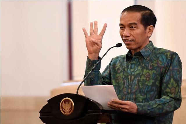 LAMPUNG POST   Presiden Resmikan Fasilitas Pelabuhan Laut di Maluku Utara