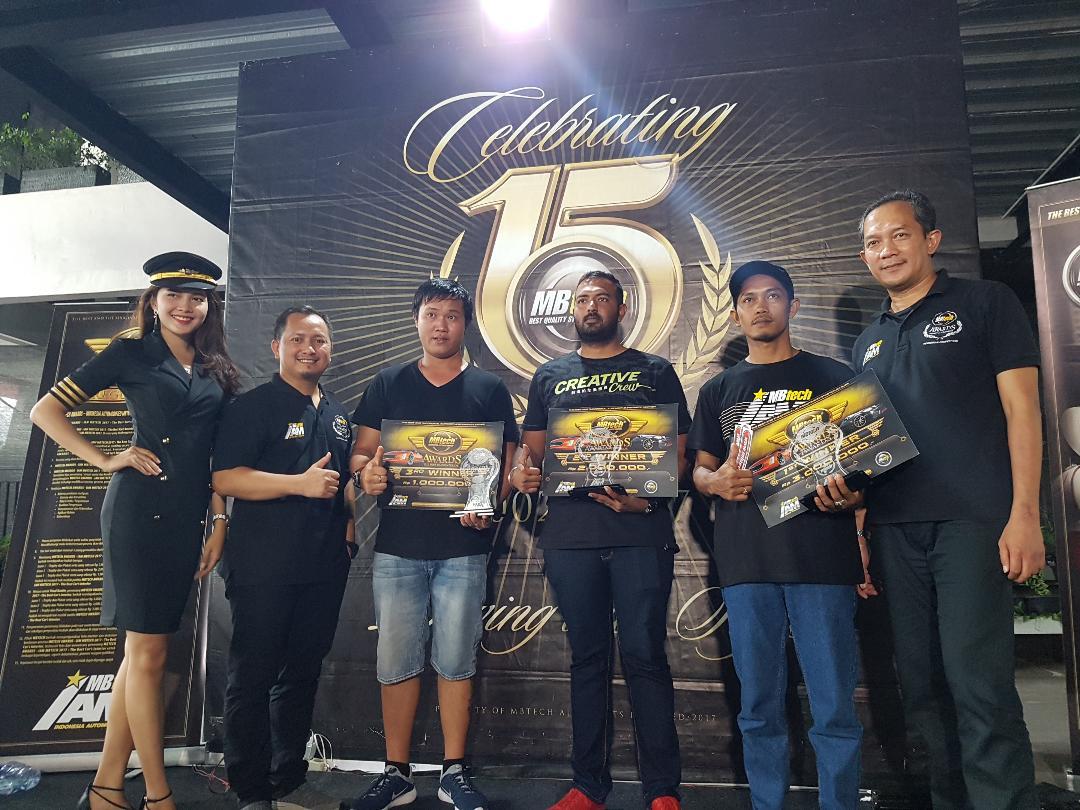 LAMPUNG POST | Tiga Modifikator Raih MBtech Awards Pekanbaru