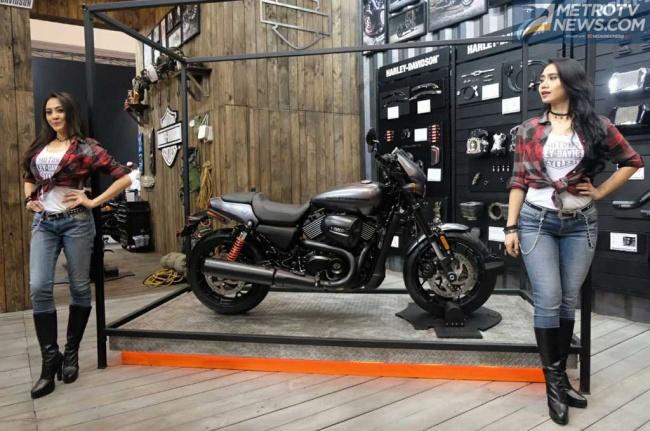 LAMPUNG POST   Harley-Davidson Pasarkan Street Rod dan Road King di Indonesia
