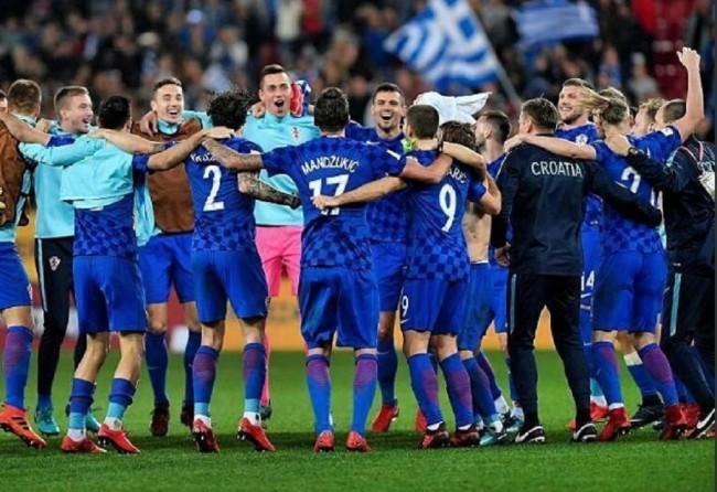 Tekuk Yunani dengan Agregat 4-1, Kroasia Melaju ke Piala Dunia
