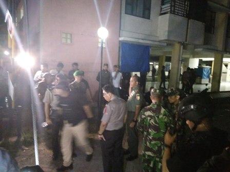 Ledakan Bom di Sidoarjo Terkait dengan Surabaya