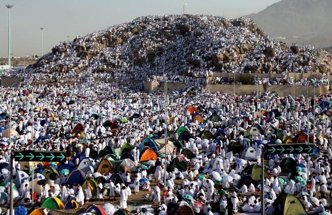 LAMPUNG POST   Jemaah Indonesia akan Tempati Tenda Baru di Arafah