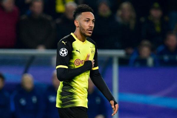 Arsenal Diminta Naikkan Tawaran Aubameyang