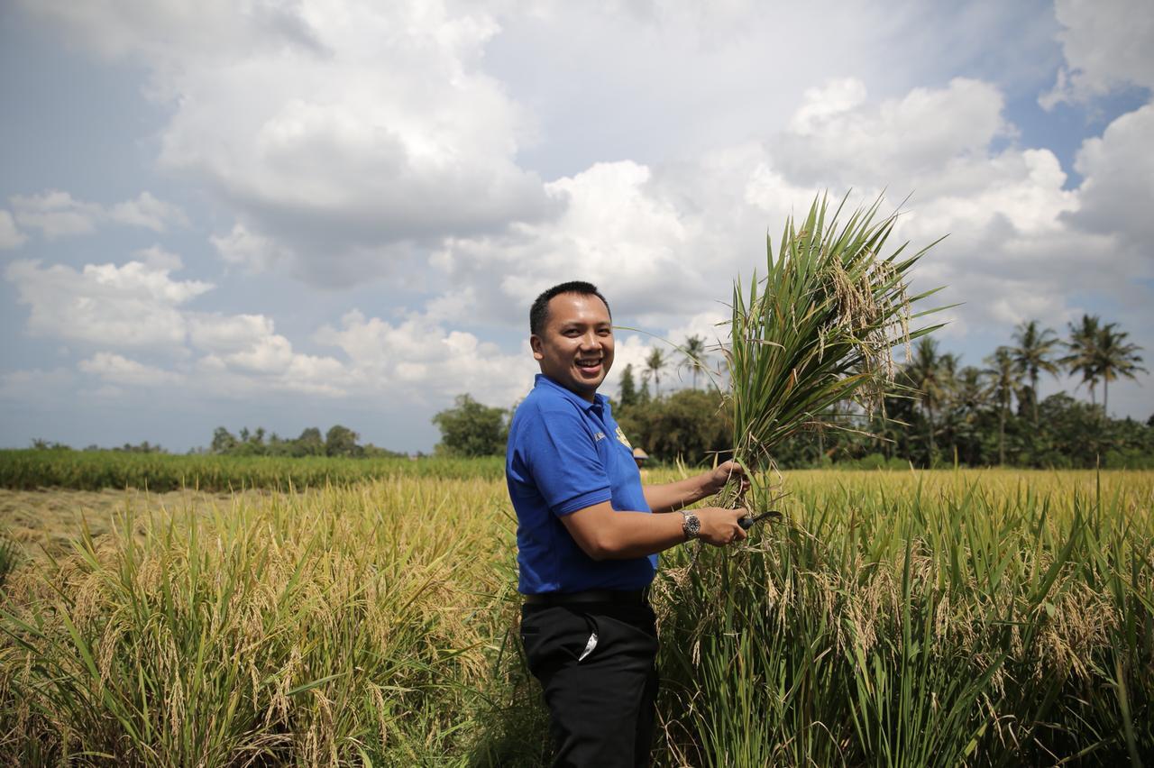 Petani Kota Keluhkan Alih Fungsi Lahan ke Ridho
