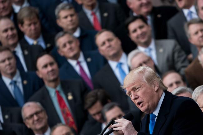 Trump Ancam Hentikan Bantuan Dana bagi Negara Pendukung Resolusi PBB