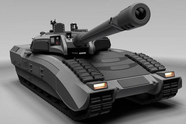 LAMPUNG POST | Belanja Pakai Tank