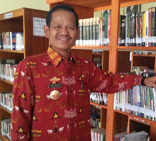 Pemkab Lampung Barat Akan Buka Taman Baca di Hamtebiu