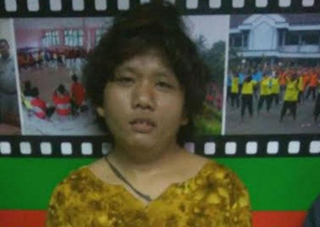 LAMPUNG POST | Pria asal Lampung Ini Berpura-pura Jadi Wanita untuk Mengemis
