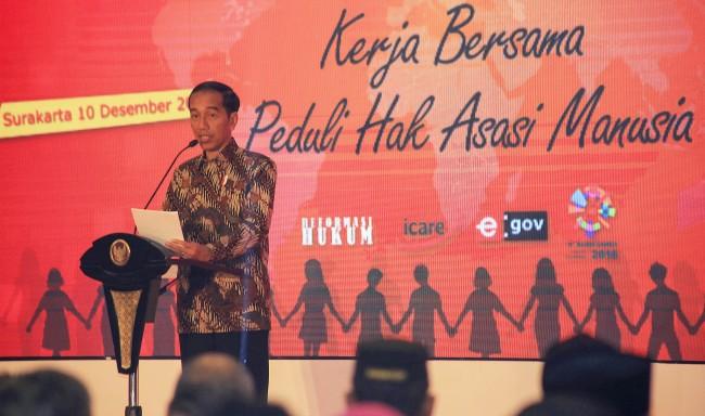 LAMPUNG POST | Presiden Minta Pelaku Usaha Tak Pusingkan Tahun Politik