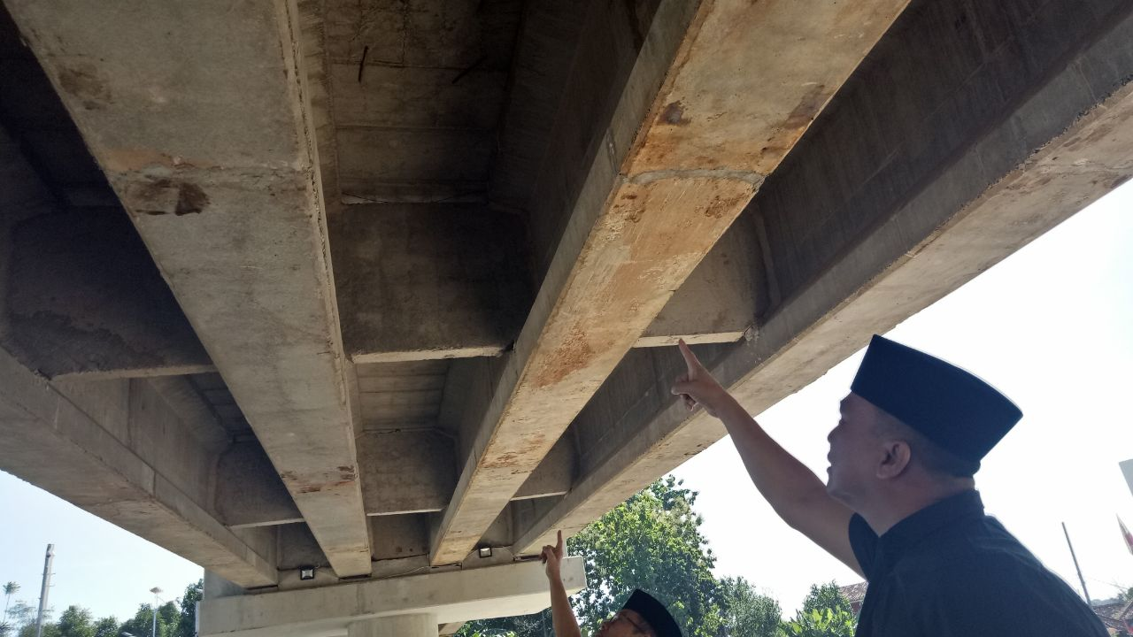 Koalisi Anak Rakyat Kritik Komisi III, Minta BPK Turun Audit Proyek Flyover