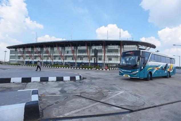 LAMPUNG POST |  1.572 Bus Antar 27.668 Pemudik di Hari Lebaran
