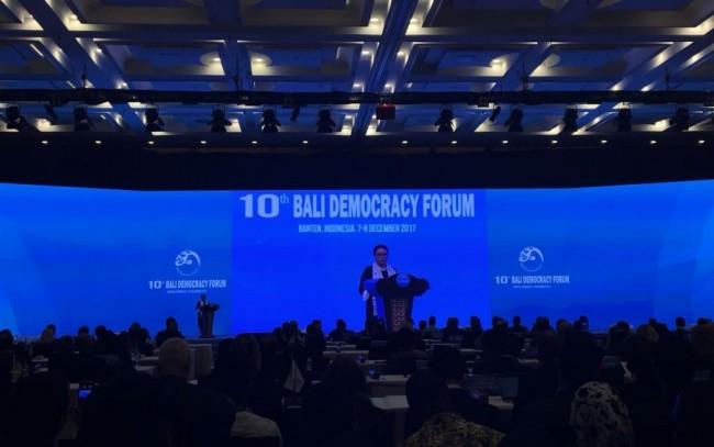 Indonesia Kutuk Keputusan Donald Trump