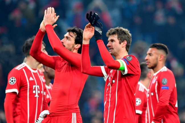Bayern Muenchen Benamkan Besiktas 5-0