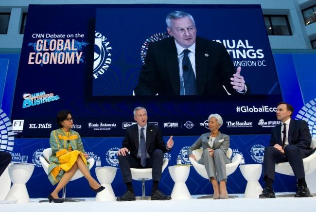 LAMPUNG POST | IMF Puji Reformasi Fiskal Indonesia