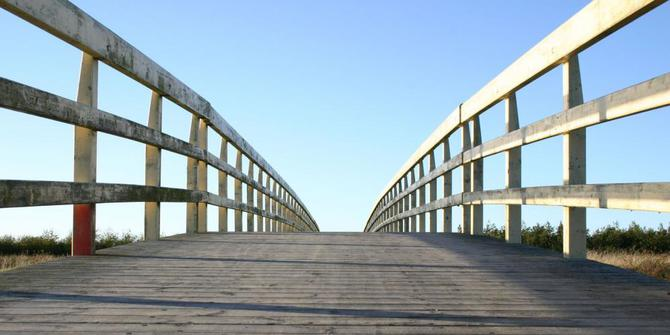 LAMPUNG POST | Mimpi Jembatan