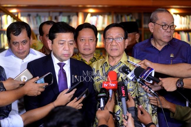 LAMPUNG POST | Wakil Ketua Dewan Kehormatan Golkar Takut Partainya 'Kiamat'