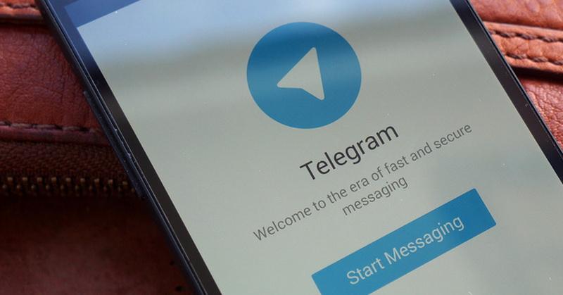 LAMPUNG POST | Tawarkan Solusi, CEO Telegram Kirim Surel pada Kemkominfo