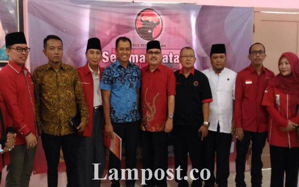 LAMPUNG POST | Sukaryadi Daftar Cagub di PDIP