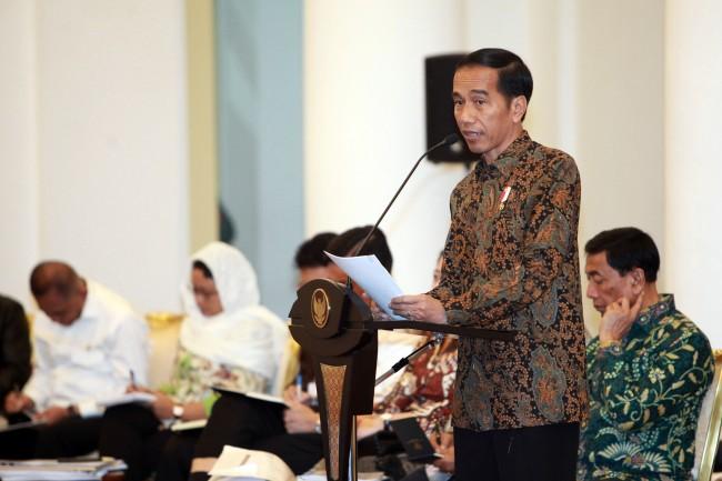 Presiden Ingin 60 Persen Anggaran Daerah untuk Infrastruktur