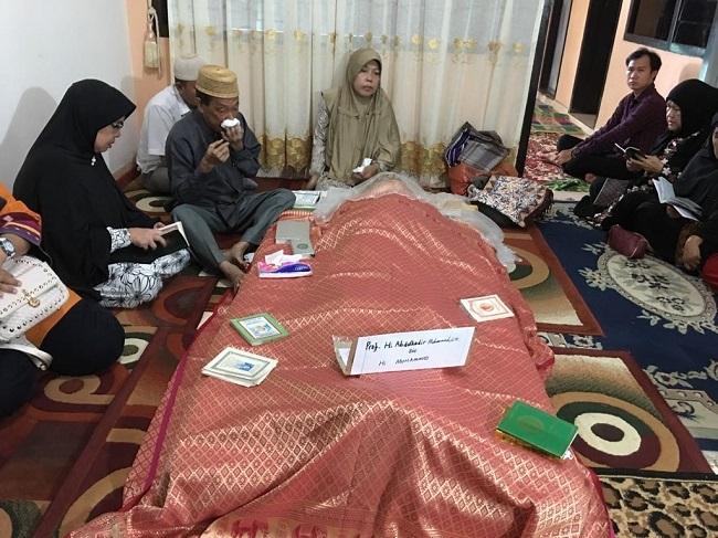 Guru Besar Unila Abdulkadir Muhammad Berpulang