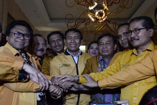 LAMPUNG POST | Wiranto Sebut OSO Ketum Hanura yang Sah