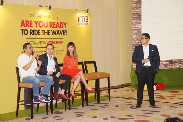 LAMPUNG POST | Hadapi Tren Digital, Indosat Ooredoo Hadirkan Produk dan Layanan Inovatif