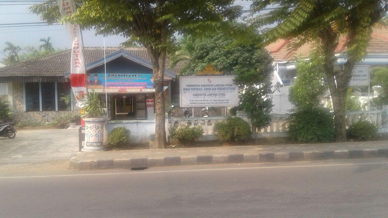 Dinas Koperasi UMKMP Lampura Dorong Pengembangan Tapis di 7 Desa