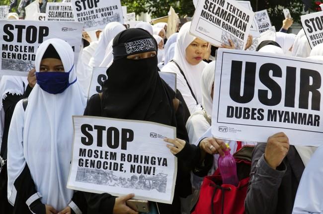 LAMPUNG POST | Aksi #SaveRohingya akan Dipusatkan di Borobudur